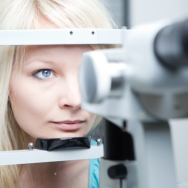 Question: Is a comprehensive eye exam the same as a sight test?